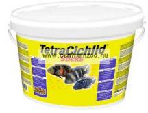 Tetra Cichlid® Sticks 10 liter sügértáp gazdaságos kiszerelésben (153691)