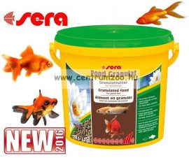 Sera Pond Granulat Sticks tavi haltáp 10 liter (007190) Biogran