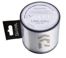 Daiwa Exceler Monofil  6,3kg 0,28mm 1540m prémium bojlis, feederes zsinór (12885-028)