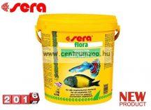 Sera Flora 10l 2kg díszhaltáp - gazdaságos kiszerelés 10l   (000690)