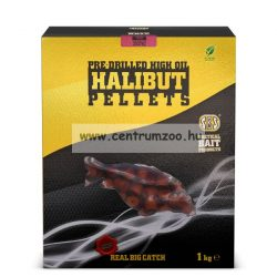 SBS Pre-drilled Halibut Pellets