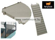 Ferplast Ketrecbe építhető SZINT létrával (4898 L373)