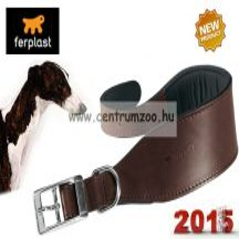 Ferplast VIP CW 15/32 agár prémium bőr nyakörv (75137958)