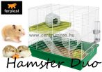 Ferplast Hamster New Duo Plus hörcsög ketrec - NEW