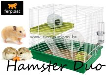 Ferplast Hamster New Duo Plus hörcsög ketrec (57025411) NEW