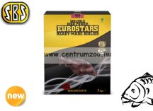 SBS Soluble-Oldódó Eurostar Ready-Made Boilies 1kg (61177)