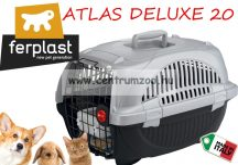 Ferplast Atlas 20 Deluxe fém ajtóval