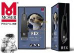Moser Rex Animal Clipper 15W+50% POWER kutyanyíró gép 1230 (1230-0060)