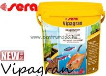 Sera Vipagran 10liter 3kg szemcsés általános haltáp (0204)