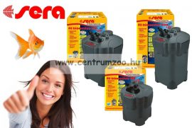 Sera Fil Bioactive 250 + UV külsőszűrő (30604)