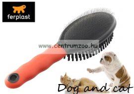 Ferplast Professional Dupla Kefe  5950-es kutyáknak, macskáknak