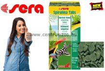 Sera Spirulina Tabs 24 tab  tablettás díszhaltáp (0920)