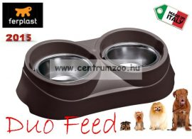 Ferplast Duo Feed 01 NEW dupla tál