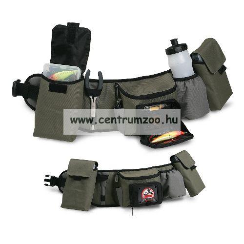 Rapala táska Limited Series Hip Pack praktikus övtáska - zöld 46005 ... 9e3bcfac15
