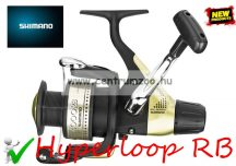 Shimano Hyperloop 2500 RB hátsófékes orsó (HL2500RB)