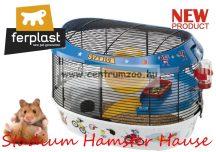Ferplast Stadium Hamster FULL FELSZERELT hörcsög ketrec