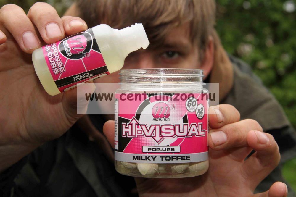 MAINLINE RESPONSE FLAVOURS Milky Toffee 60ml aroma és dip (M17003)