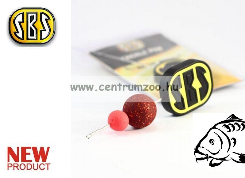 SBS 20+ Bojli fűzőtű sárga-fekete  (20+BN)