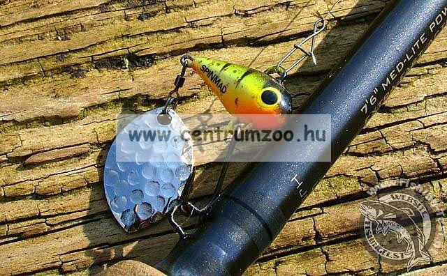 SpinMad Tail Spinner gyilkos wobbler MAG 6g 0711