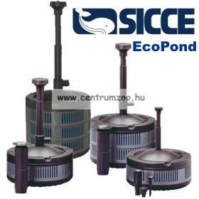 Sicce EcoPond 4 tavi szökőkút 2700l/h H300cm - SIKERTERMÉK