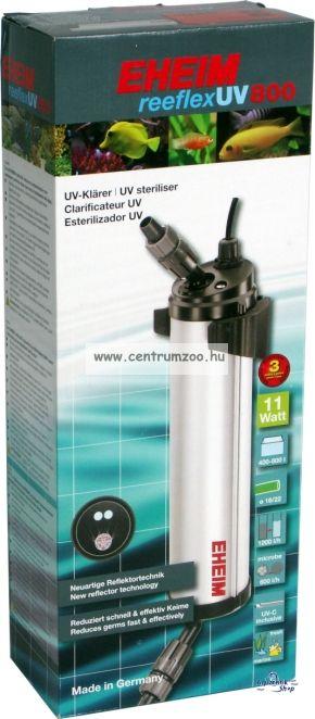 Eheim reeflex UV 800 - UV STERILIZÁTOR UV-C lámpa 2016NEW (3723210)