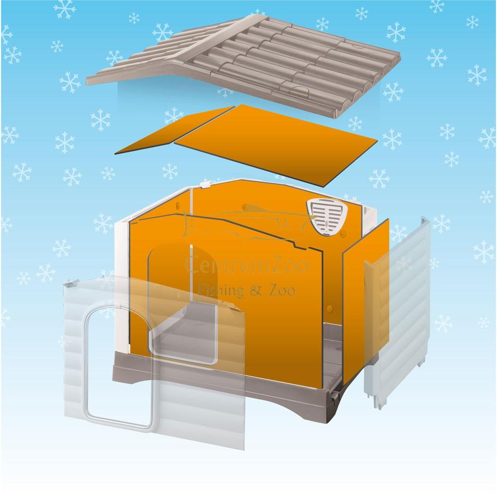 Ferplast DogVilla  90 Outdoor kutyaház hőszigetelő panel