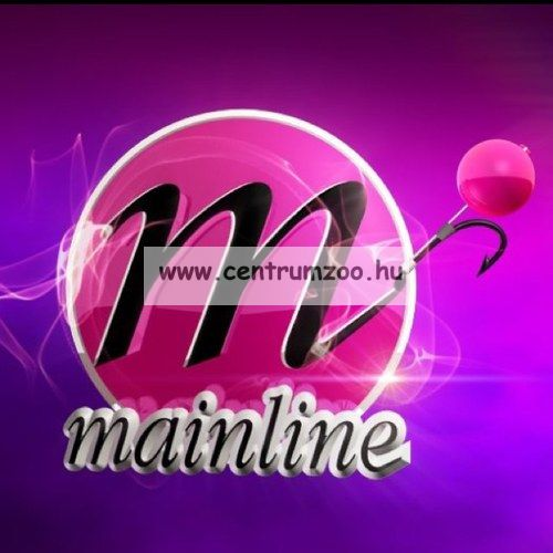 MAINLINE Baits High Visual Pop-Ups BRIGHT PINK - CLOCKWORK ORANGE 10mm 50db lebegő fluo bojli (M13020)