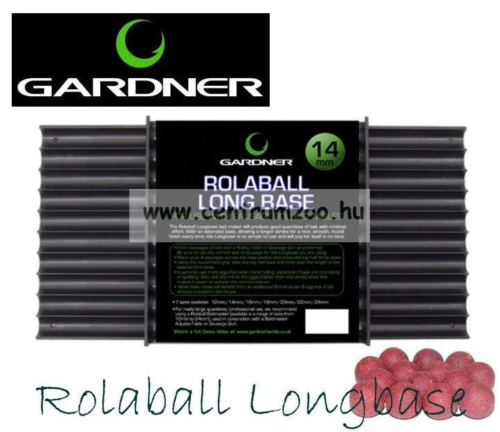 Gardner - Rolaball Longbase bojli roller 20mm (RB20)