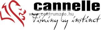 CANNELLE NYLFLEX forgóban és kapocsban végződő előkezsinór szett 3db/cs (707)