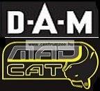 D.A.M FISH SCALE HALMÉRLEG (22KG) (D8419025)