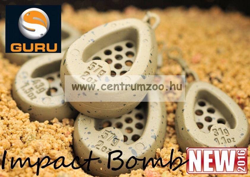 GURU Impact Bomb paszta és pellet ólom  2oz 57g (GMB2)