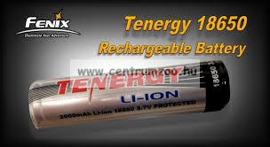 FENIX 18650 ARB-L2 3200mAh (HP30-hoz) tölthető AKKU  (FARB)