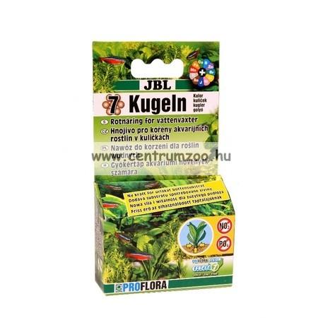 JBL 7+13 Kugeln Retard növénytáp golyók  (JBL20111)