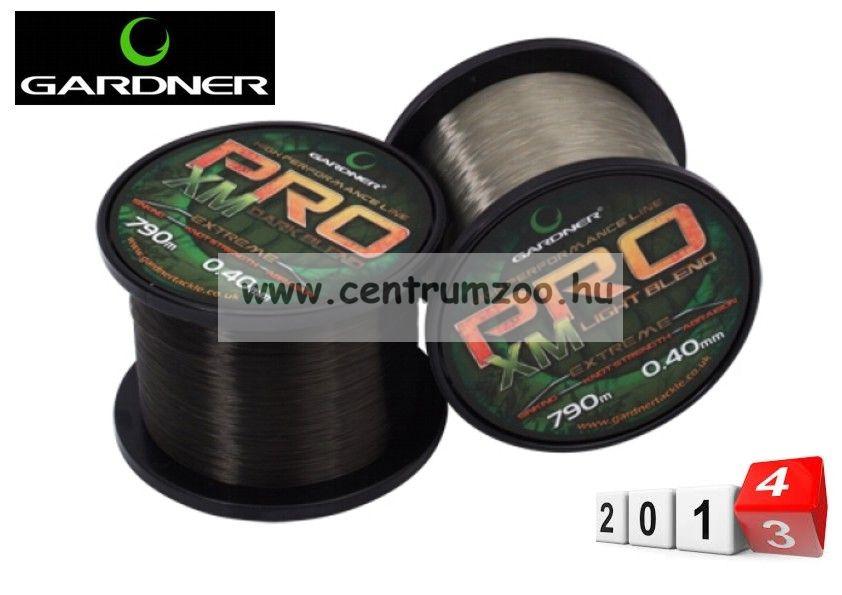 Gardner Pro Dark Blend főzsinór -sötétzöld- (XPC10G XPC12G XPC15G XPXMG) nagy tekercs