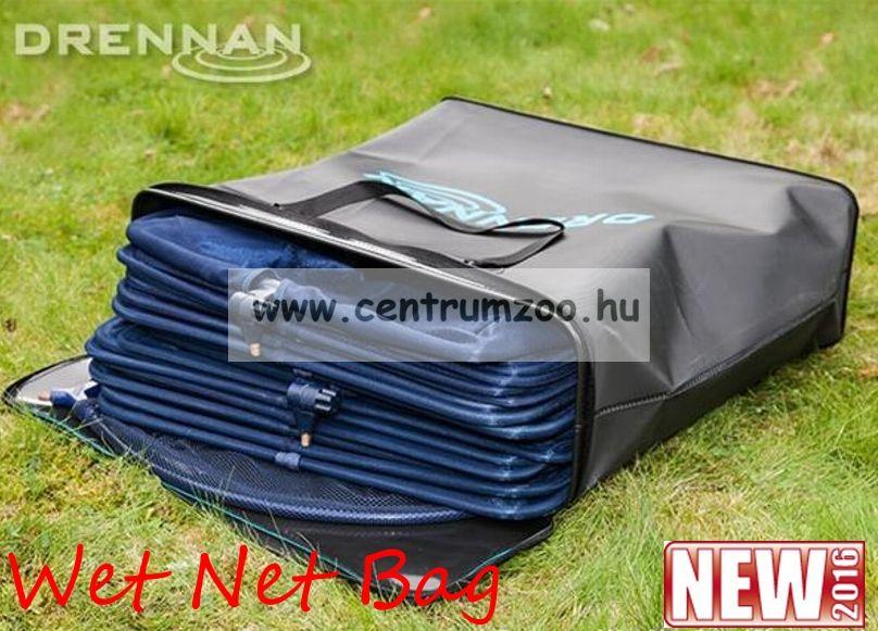 Drennan Wet Net Bag 2 részes száktartó táska 60x54x16cm (LUDWNB002)