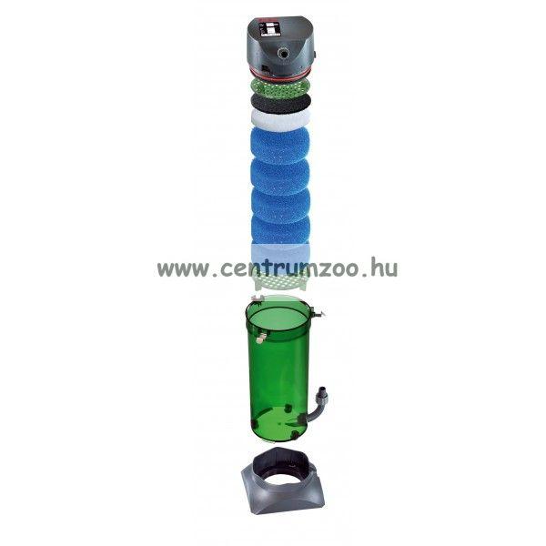 Eheim Classic 600 - 2217 külső szűrő  szivacs töltet+duplacsap 600 literes akváriumig (2217020)