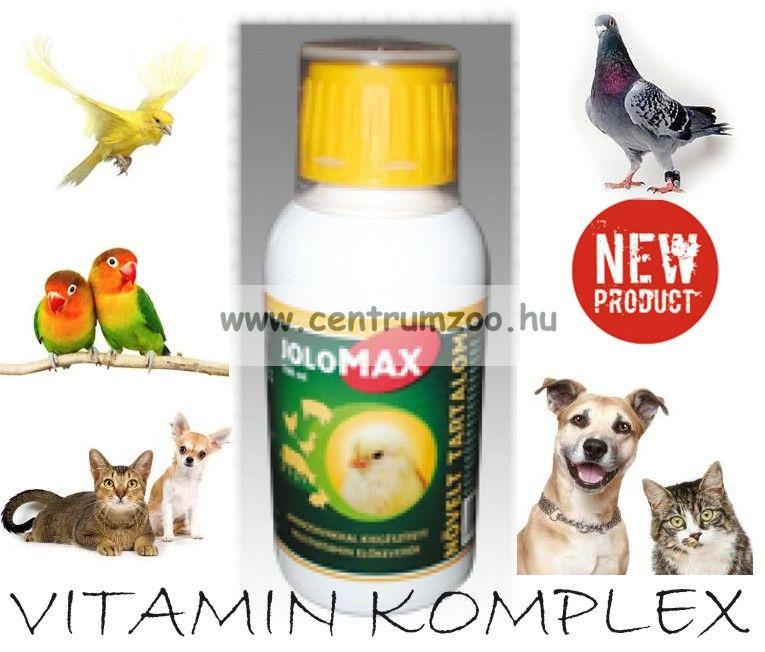 JOLOMAX Complete Liquid vitamin 100ml (103196)