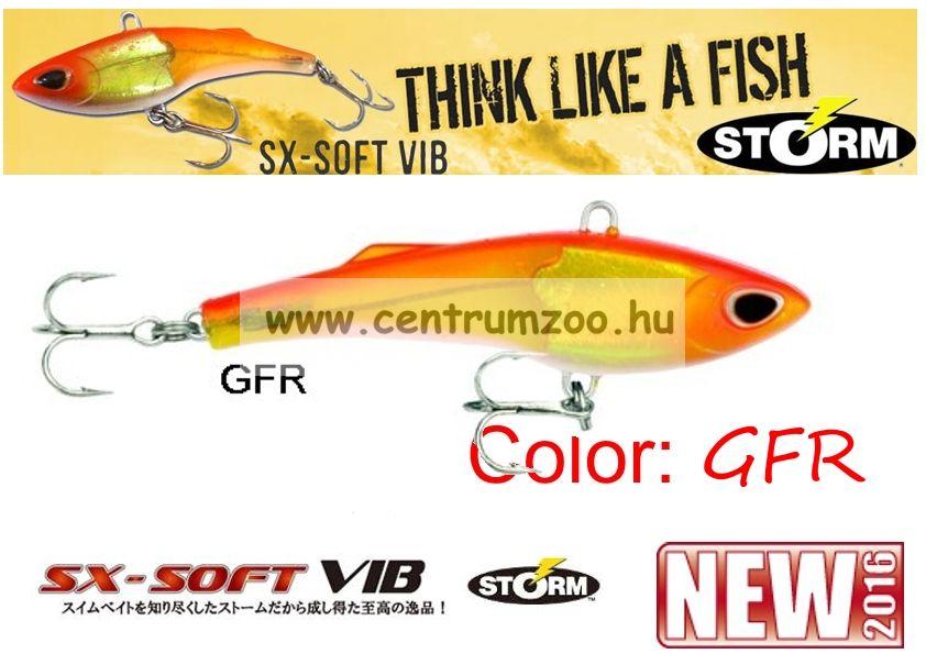 STORM SX-SOFT VIB gumihal 28g 9cm (STV90S)