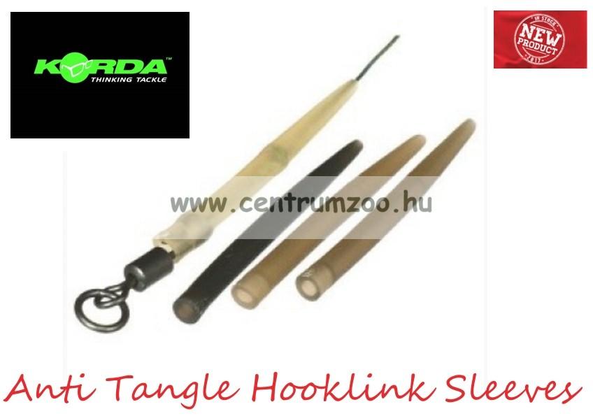 Korda Anti Tangle Hooklink Sleeves   (KKATSB KATSG KATSK KATSS)