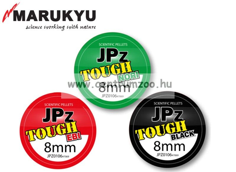 Marukyu JPZ Jaypeez EBI pellet - Red   6mm