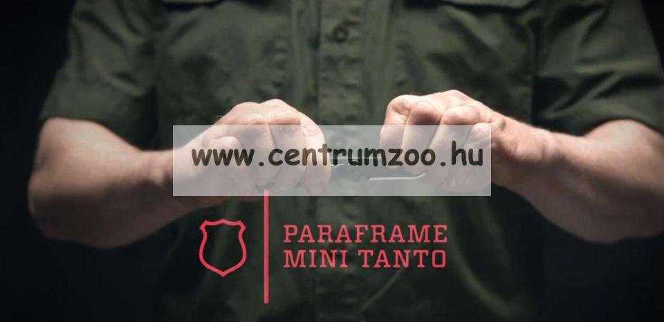 Gerber Paraframe I Tanto zsebkés Amerikából 001731