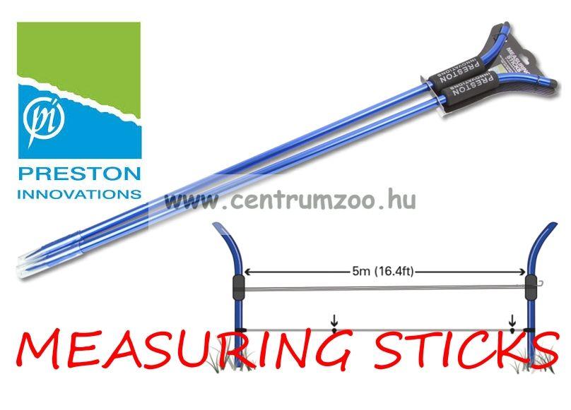 Preston Measuring Sticks  - távolság jelölő szett (PIMS)