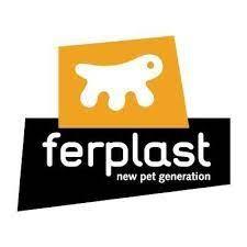 Ferplast Krolik Rabbit Bordeaux 160 GIANT nyúl, tengerimalac, görény ketrec