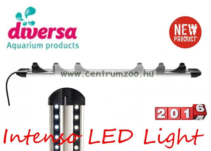 Diversa LED EXTRA DUPLA akváriumi, terráriumi világítás 11,4W  2X5,7W 50cm