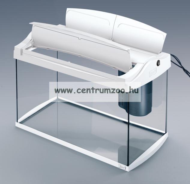Tetra AquaArt White LED 30l-es komplett prémium fehér akvárium szett