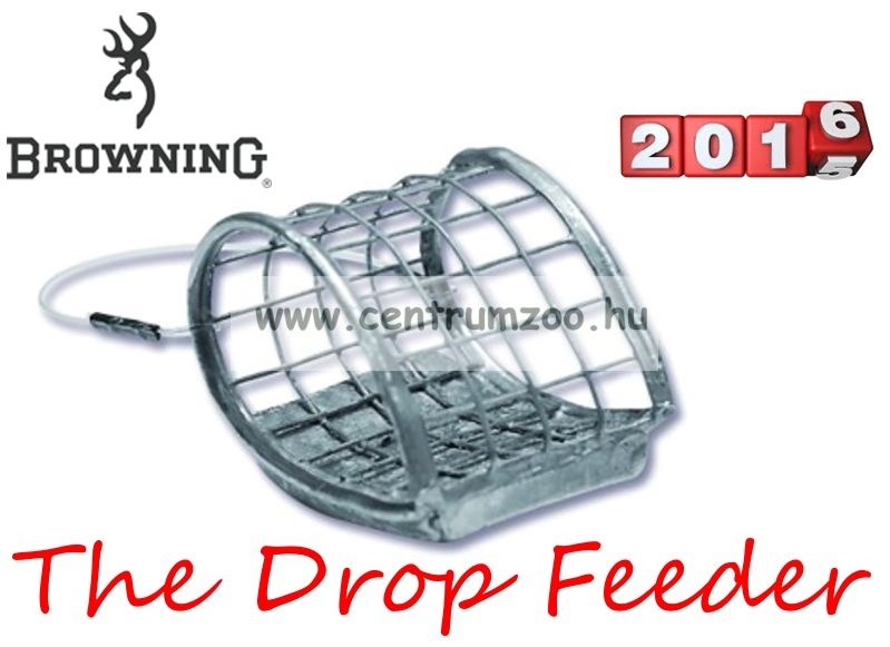 Browning The Drop Feeder kosár 40g (6666040)