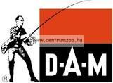 D.A.M Quick FSI 6500 FS  nyeletőfékes orsó (D1345660) RealThree mintázatban