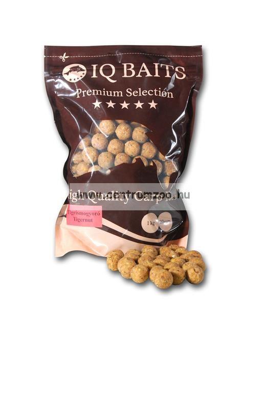 IQ BAITS PREMIUM CARP BOJLI 20mm 1kg - BARACK+BORS ízben