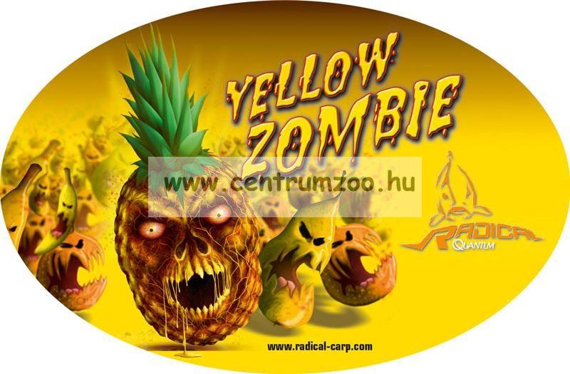 Radical Carp Yellow Zombie Neon Powder Dip 50g (3949017)