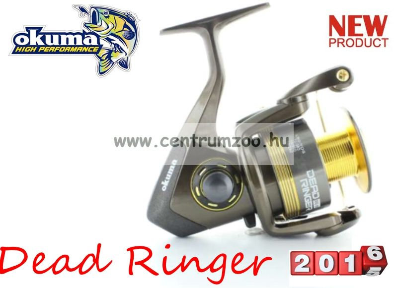 OKUMA Dead Ringer DRG-55 FD 1+1bb pergető orsó (48156)